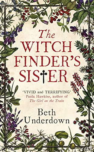 The Witchfinder's  Sister by [Underdown, Beth]