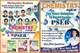 10 Years Solutions To Punjab Board Exams-12th Class -Chemistry
