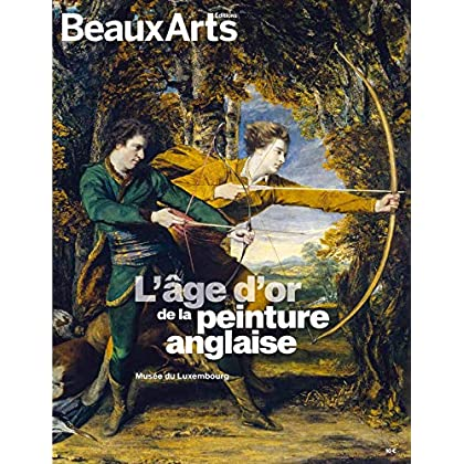 L'âge d'or de la peinture anglaise : Musée du Luxembourg