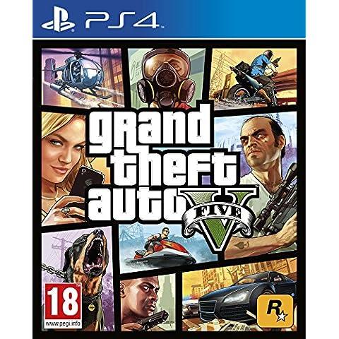 Grand Theft Auto V [Importación Inglesa]