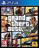 Ps4 Grand Theft Auto Five-V (Eu)