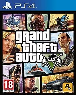 Grand Theft Auto V (PS4) (B00KL4AROO) | Amazon Products