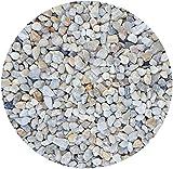 1 kg Ingbertson® Dekokies 5,6-8mm Streukies Aquarienkies Aquariumsand Aquariensand Aquariumkies Bodengrund für Aquarien