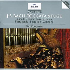 "J.S. Bach: Toccata and Fugue in D minor, BWV 538 ""Dorian"" - 2. Fuga"