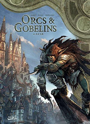 Orcs et Gobelins 04 par Nicolas Jarry
