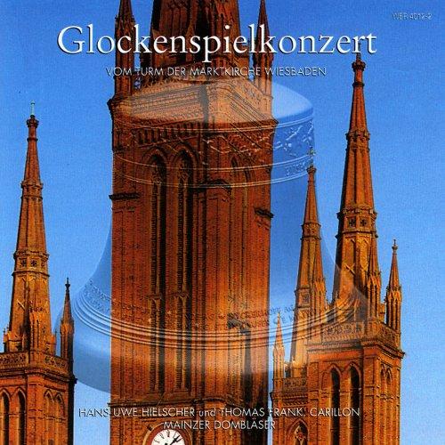 Glockenspielkonzert (vom Turm der Marktkirche Wiesbaden)
