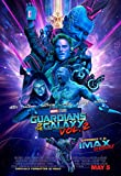 GUARDIANS OF THE GALAXY 2 - US Movie Wall Poster Print - 30CM X 43CM Brand New