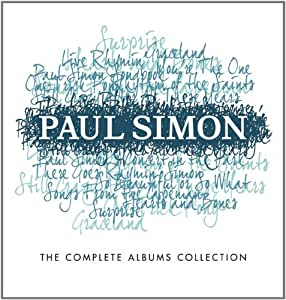 Complete Albums Collection – Paul Simon