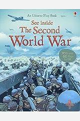 Second World War (See Inside) (Usborne See Inside) Hardcover