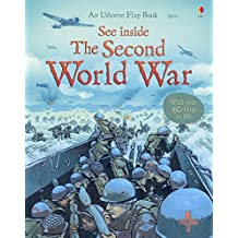 Second World War (See Inside) (Usborne See Inside)