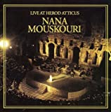 Live at Herod Atticus by Nana Mouskouri (2004-12-14)