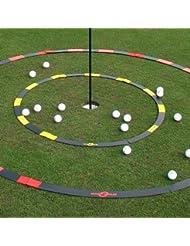 Eyeline Golf Target Circle Chipping/Putting Training Aid 3' Diameter by EyeLine Golf