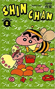 Shin Chan Saison 2 Tome 2
