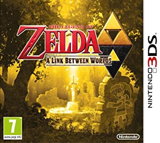 The Legend of Zelda : A Link Between Worlds (B00DC6Y8T8)   Amazon price tracker / tracking, Amazon price history charts, Amazon price watches, Amazon price drop alerts