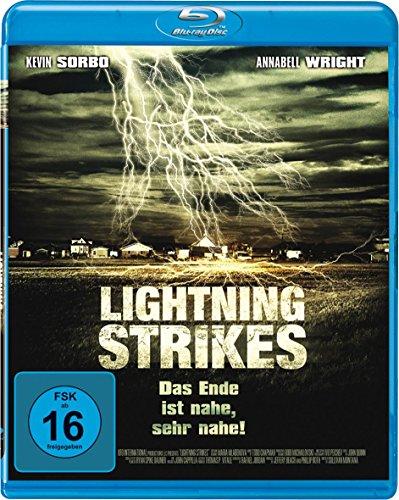 Lightning Strikes [Blu-ray]