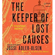 The Keeper of Lost Causes (A Department Q Novel) by Jussi Adler-Olsen (2011-08-23)