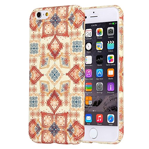 BING Für iPhone 6 Plus / 6s Plus, National Style Pattern PC Schutzhülle BING ( SKU : IP6P0959F ) IP6P0959C