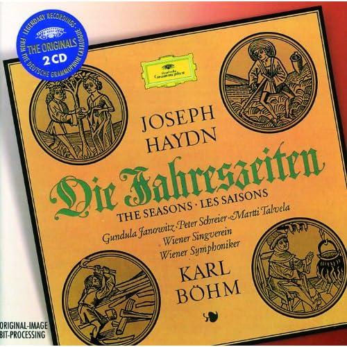 """Haydn: Die Jahreszeiten - Hob. XXI:3 / Der Herbst - No.24 Arie: """"Seht auf die breiten Wiesen hin!"""""""