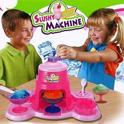 Preisvergleich Produktbild Dreamland Slushy Deluxe Crushed Ice Drink Eiswürfelmaschine 661 152