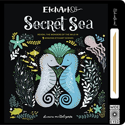 Etchart: Secret Sea por AJ Wood