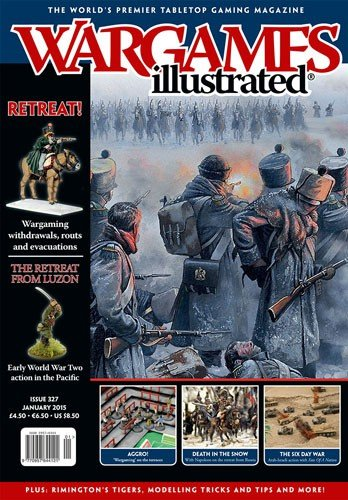 Wargames Illustrated 327