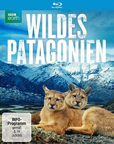Wildes Patagonien [Blu-ray] -