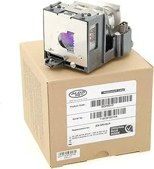 ricambio AN-XR10LP per SHARP DT-510 PG-MB66X XG-MB50X XG-MB50XL XR-105 XR-10S XR-10X XR-11XC XR-11XCL XR-HB007 XR-10XA XR-HB007X proiettori alloggiamento Alda PQ/® Originale lampada proiettore lampada originale con PRO-G6s custodia