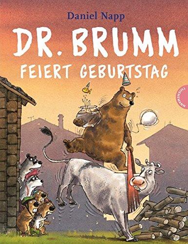 Cover des Mediums: Dr. Brumm feiert Geburtstag. - 2. Aufl