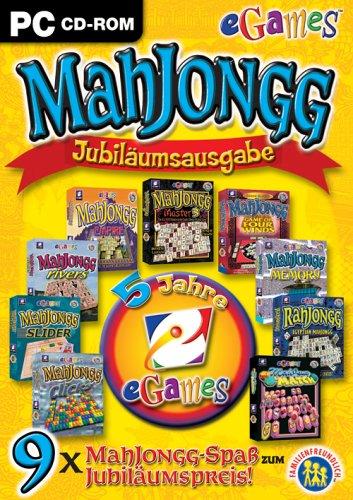 5 Jahre eGames - Mahjongg Jubiläumsausgabe