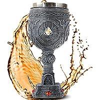 """Cáliz """"Gothic Dragon"""" - Gárgolas y ornamentos - Décoration gótico fantasía fantástico"""