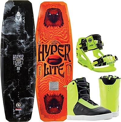 Hype rlite unión 1382017Incluye AJ Boots + Lowback Yellow
