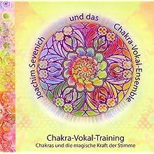 Chakra Vokal Training (Audio CD)