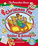 The Berenstain Bears Christmas Fun Sticker and Activity Book (Berenstain Bears: Living Lights: A Faith Story)
