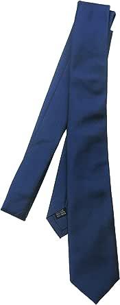 tessago cravatta seta 100% blu -royal pala cm 5 lineare made in italy collezione
