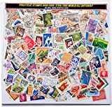 1000 WORLD STAMPS (ALL DIFFERENT)no small Indian definitive used