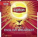 Lipton Schwarzer Tee English Breakfast Pyramidenbeutel