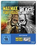 Mad Max Fury Road Black (exklusiv bei Amazon.de) [Blu-ray] [Limited Edition]