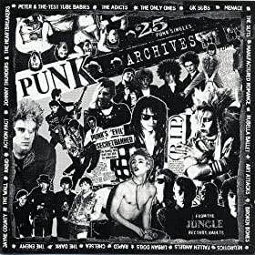 Punk Archives - 25 Punk Singles