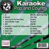 All Star Karaoke Pop and Country Series (ASK-1312B) by Mike WiLL Made-It feat. Miley Cyrus