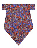 Tiekart Yellow Floral/Paisely Men Cravat...