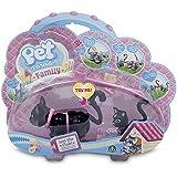 Pet Parade - Mama con su cachorro - Gatos negros