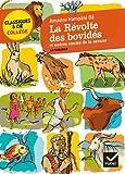 la r?volte des bovid?s et autres contes de la savane sept contes africains transcrits par hamp?t? b? by amadou hamp?t? b? 2013 04 10