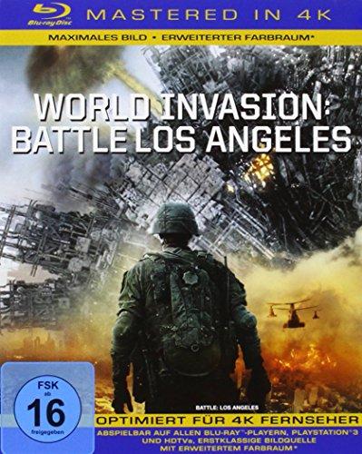 World Invasion: Battle Los Angeles (4K Mastered) [Blu-ray]