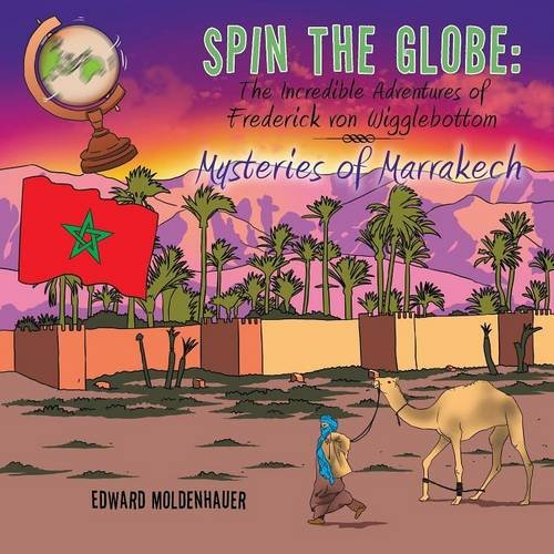 Spin the Globe: Mysteries of Marrakech