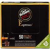 Caffe' Vergnano 1882 Èspresso Cápsulas Café Compatibles Nespresso y Compostables, Napoli - 50 cápsulas 250 g