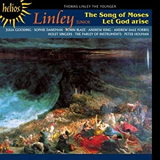 Song Of Moses, The, Let God Arise (Holman, Holst Singers)