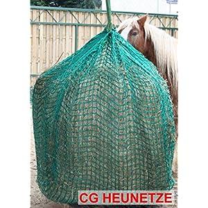 CG Heunetze CG Heunetz für grosse Rundballen, 60mm Maschenweite - 1,6l x 1,6br x 1,8m h