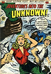 Adventures into the Unknown: Land of the Zombies and other stories