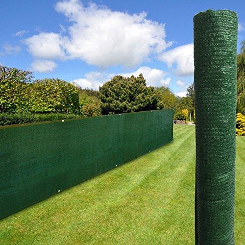 Probache - Brise Vue Vert 2 x 10 m 90 GR/m² Classique