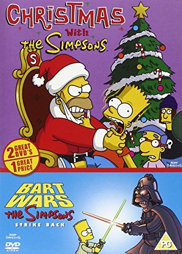 Simpsons Xmas With The Simpsons/bart Wars [UK Import]